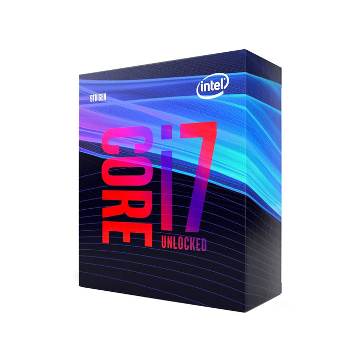 Procesador Intel Core i7-9700K, S-1151, 3.60GHz, 8-Core, 12MB Smart Cache (9na. Generación Coffee Lake)