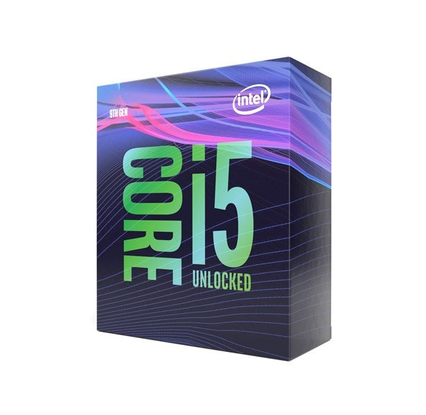 Procesador Intel Core i5-9600K, S-1151, 3.70GHz, Six-Core, 9MB Smart Cache (9na. Generiación - Coffee Lake)