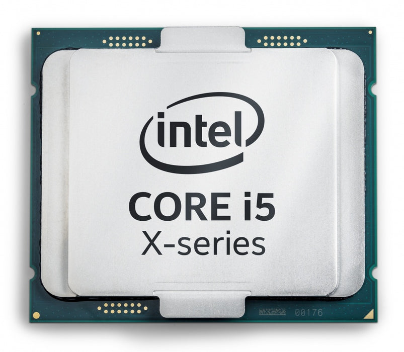 Procesador Intel Core i5-7640X, S-2066, 4GHz, Quad-Core, 6MB Smart Cache (7ma. Generación)