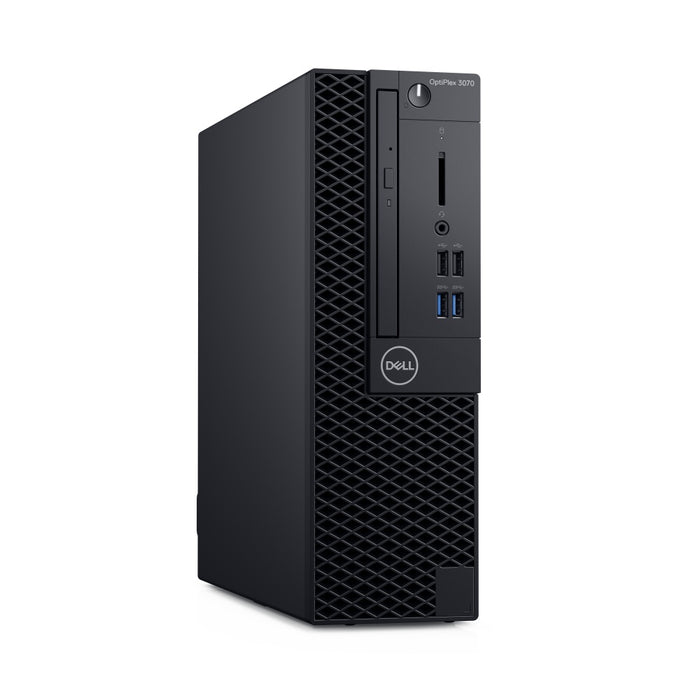Computadora Dell OptiPlex 3070, Intel Core i5-9500 3GHz, 4GB, 1TB, Windows 10 Pro 64-bit + Teclado/Mouse