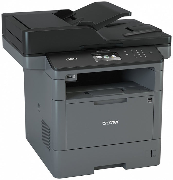 Multifuncional Brother DCP-L5650DN, Blanco y Negro, Láser, Print/Scan/Copy