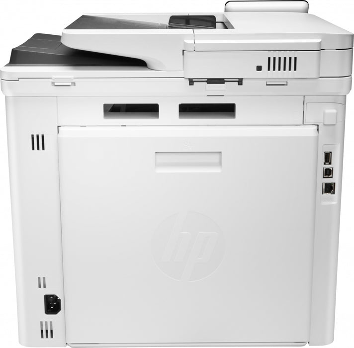 Multifuncional HP LaserJet Pro M479dw, Color, Láser, Inalámbrico, Print/Scan/Copy