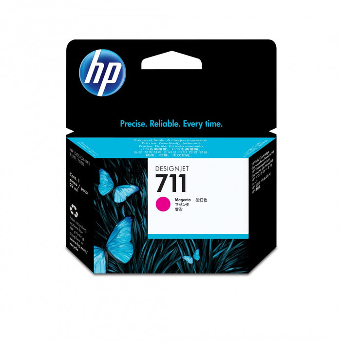 Cartucho HP 711 Magenta 29ml