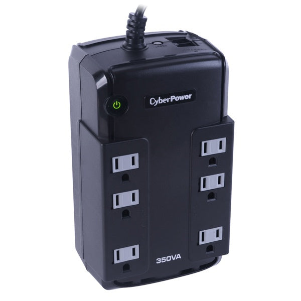No Break CyberPower CP350SLG, 255W, 350VA, Entrada 96-140V, Salida 120V