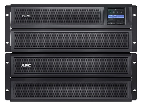 No Break APC Smart-UPS X SMX3000LV, 2700W, 3000VA, Entrada 70-153V