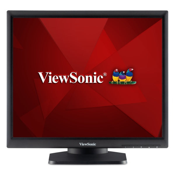 "Viewsonic TD1711 LED Touchscreen 17"", Negro"