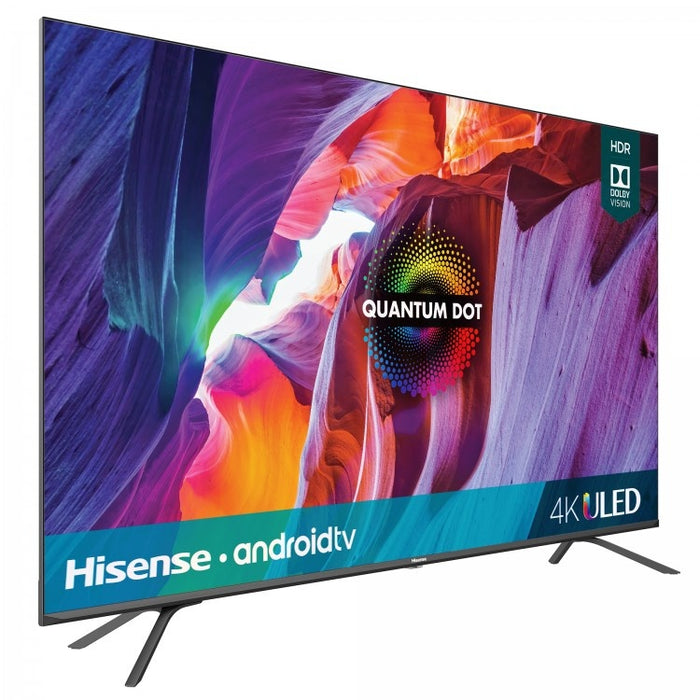 Hisense Smart TV LED 55H8G 55'', 4K Ultra HD, Widescreen, Negro
