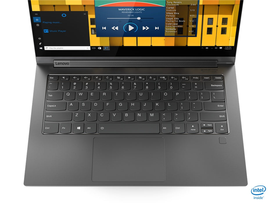 "Laptop Lenovo Yoga C940 14"" Full HD, Intel Core i7-1065G7 1.30GHz, 8GB, 256GB, Windows 10 Home 64-bit, Gris"
