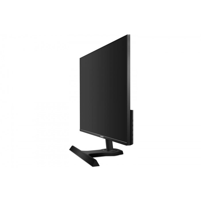 "Monitor Ghia MG2718 LED 27"", Full HD, Widescreen, HDMI, Bocinas Integradas (2 x 3W), Negro"