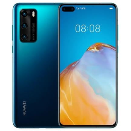 "Smartphone Huawei P40 6.39"", 1920 x 1080 Pixeles, 128GB, 8GB, 3G/4G, Android 9.0, Azul"