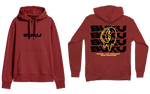 BRICK REPEAT MARK PULLOVER HOODIE
