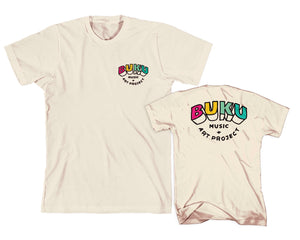 BUKU Colored Blocks T-Shirt