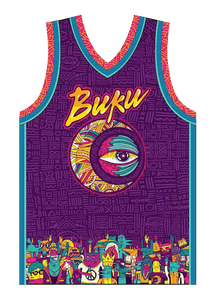 BUKU BASKETBALL JERSEYS