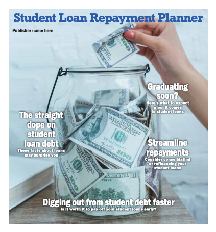 2020 Student Loan Repayment Planner