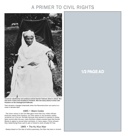 A Primer to Civil Rights
