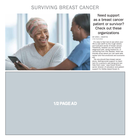 2020 Surviving Breast Cancer