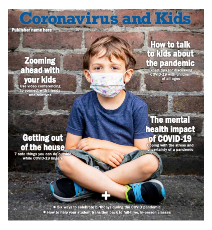 Body & More: Coronavirus and Kids