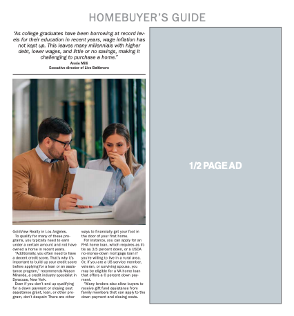 2021 Homebuyer's Guide