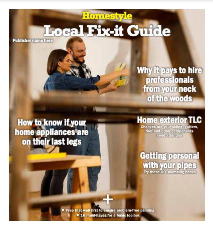 Homestyle: Local Fix-It Guide