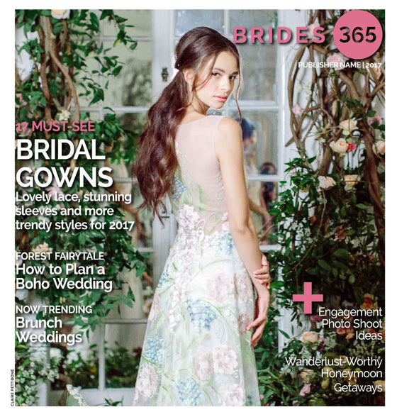 2017 Brides 365® Magazine - The Content Store