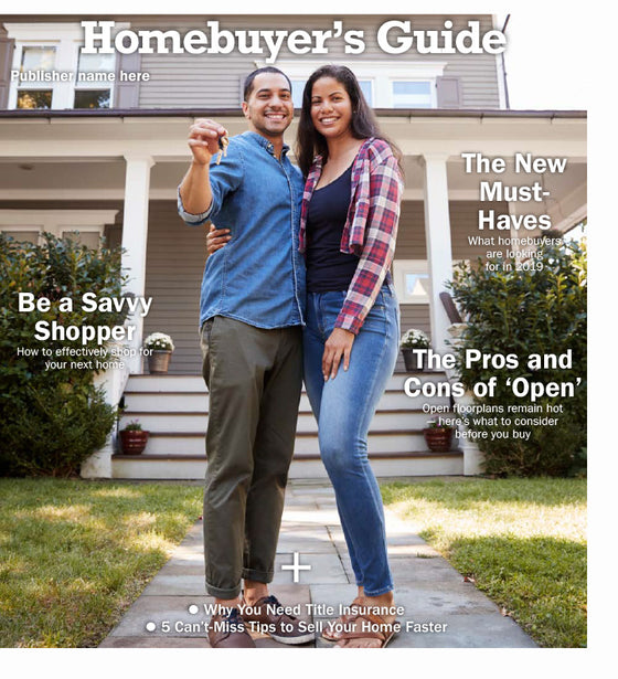 2019 Homebuyer's Guide