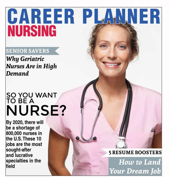 Career Planner: Nursing - The Content Store