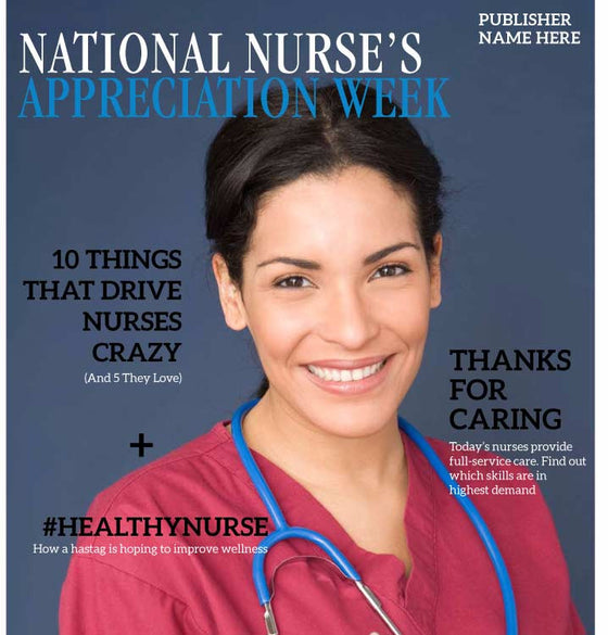 National Nurses Appreciation week content