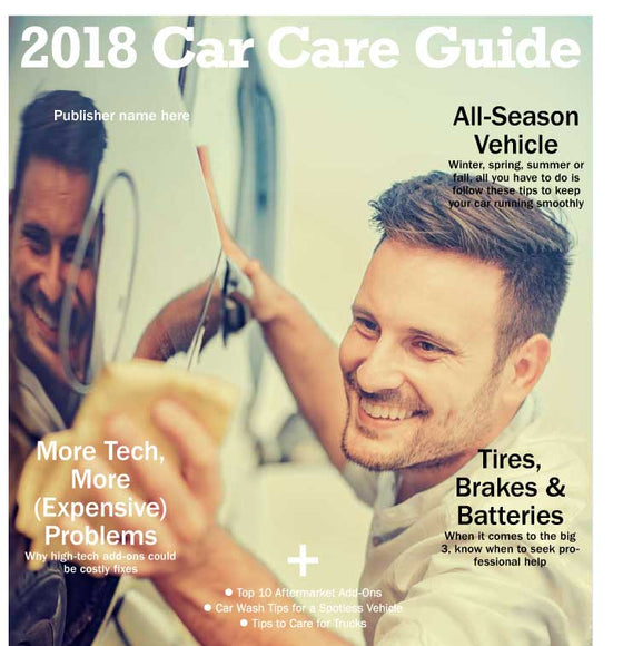2018 Car Care Guide