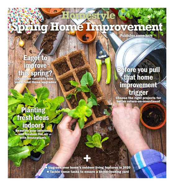 HomeStyle: Spring Home Improvement