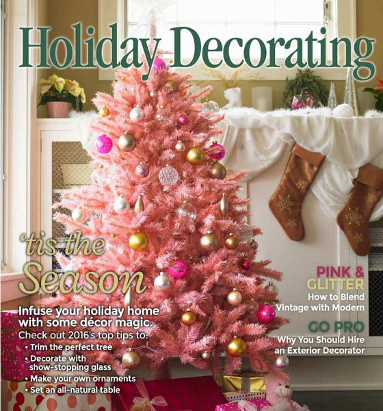 2016 Holiday Decorating - The Content Store