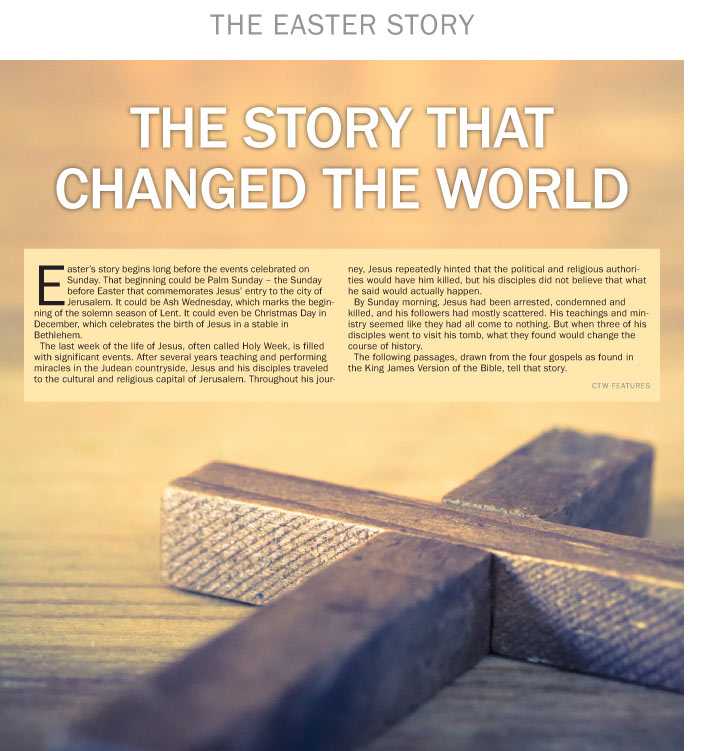 The Easter Story - The Content Store