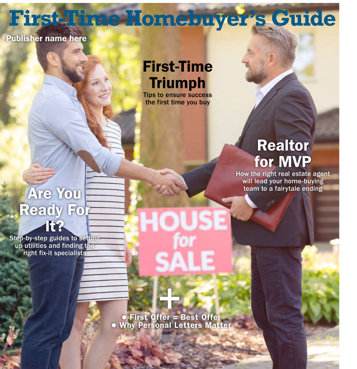 First-Time Homebuyer's Guide - The Content Store