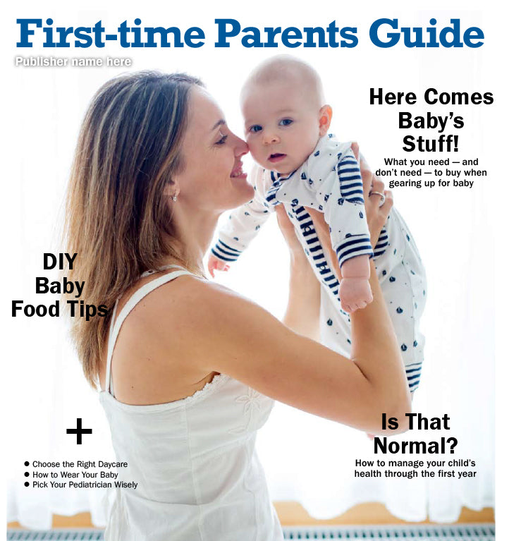 First-Time Parents Guide - The Content Store