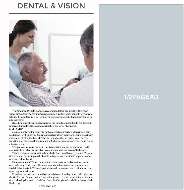 Dental & Vision Planner - The Content Store