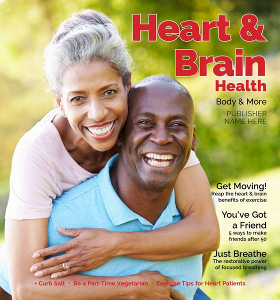 2017 Heart & Brain Health - The Content Store