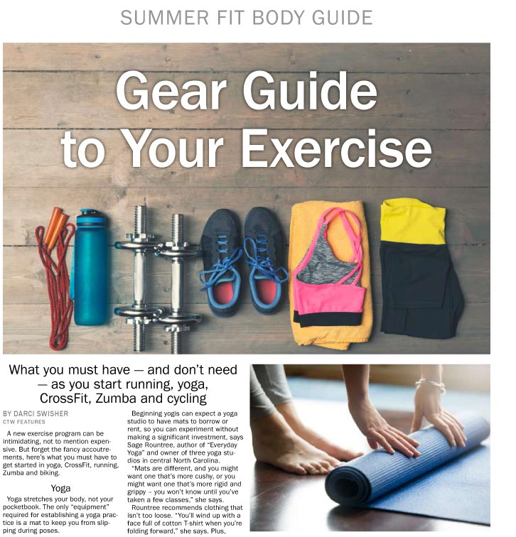 Summer Fit Body Guide - The Content Store