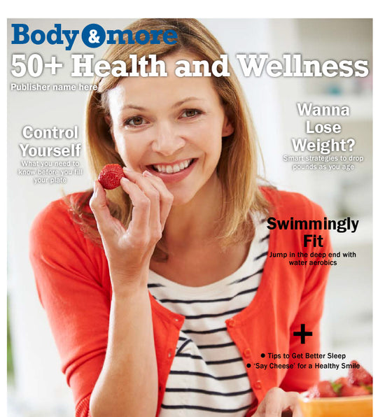 50+ Health and Wellness Guide - The Content Store