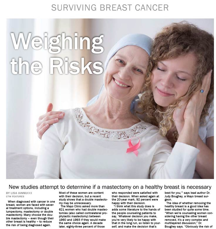 Surviving Breast Cancer 2018