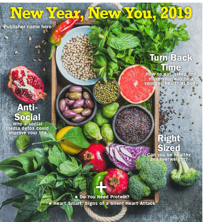 New Year, New You 2019