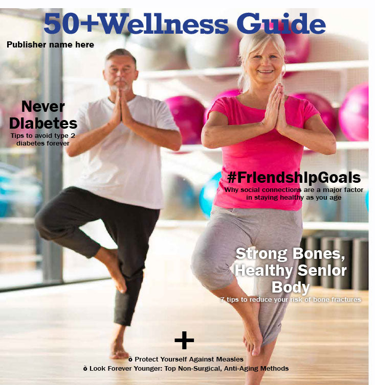 50+ Wellness Guide