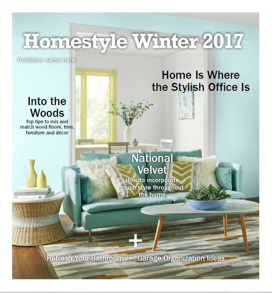 HomeStyle: Winter 2017