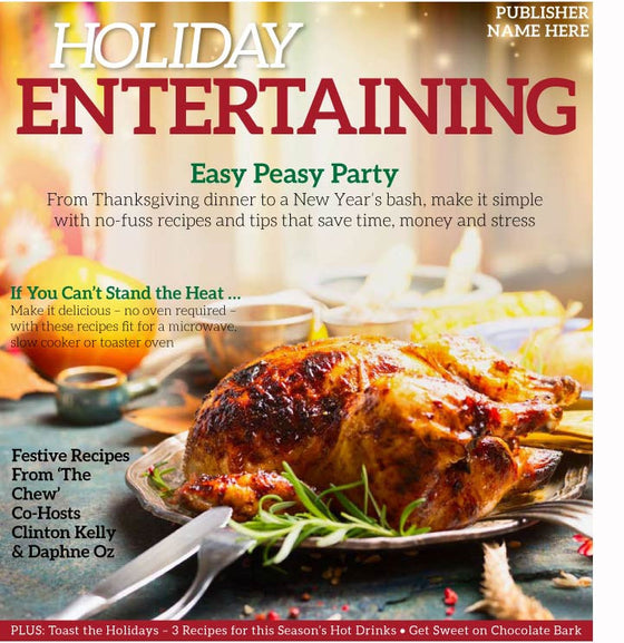 2016 Holiday Entertaining