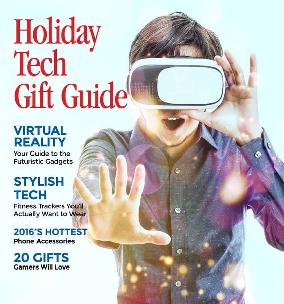 2016 Holiday Tech Gift Guide