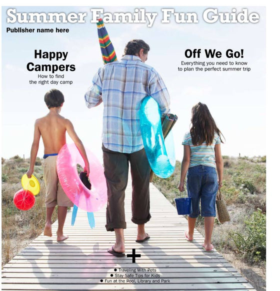 2018 Summer Family Fun Guide - The Content Store