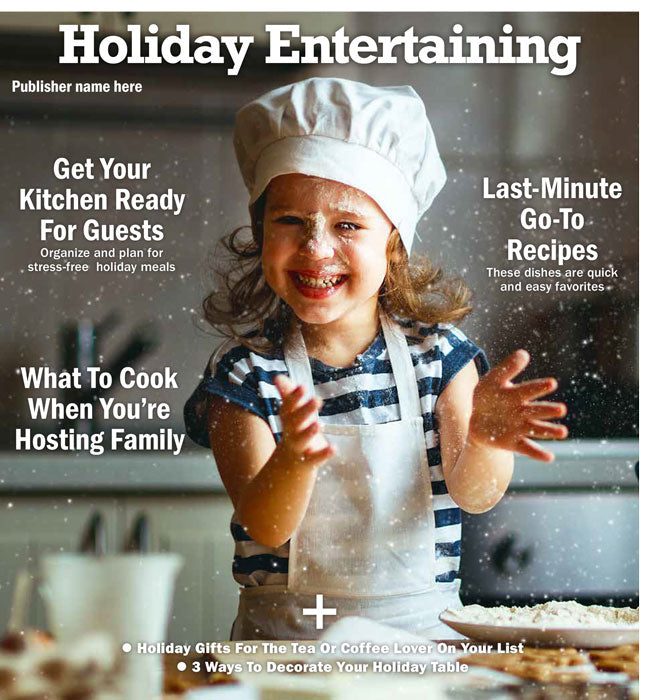 2019 Holiday Entertaining