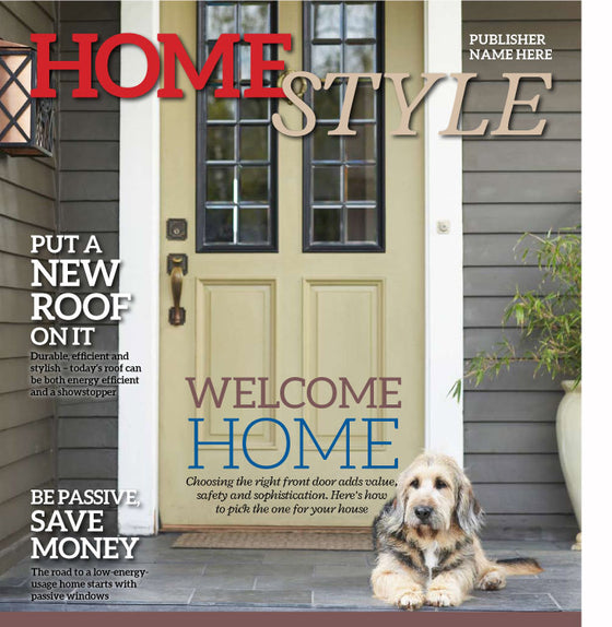 Homestyle Exterior Upgrades: Windows, Roofs & Doors - The Content Store