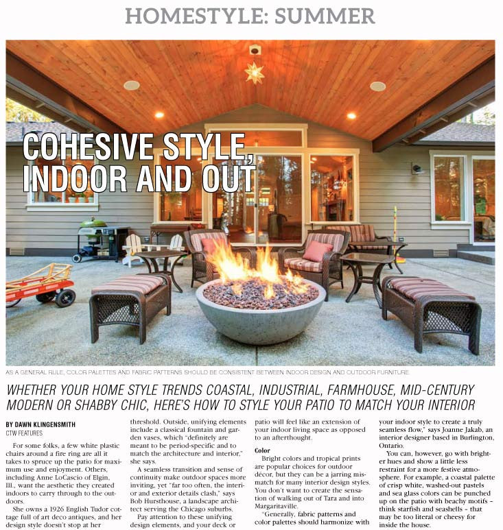HomeStyle Summer 2017 - The Content Store