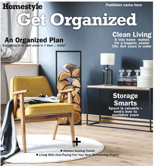 HomeStyle: Get Organized