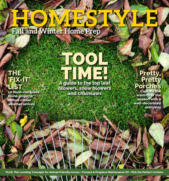 HomeStyle 2016: Fall & Winter Home Prep