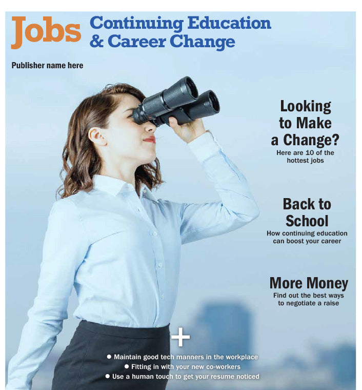 Continuing Education & Career Change
